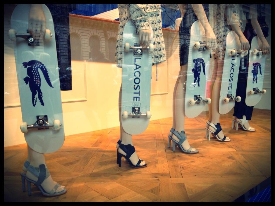 FashionModelPinboardBerlin-blog: Re-opening ground floor