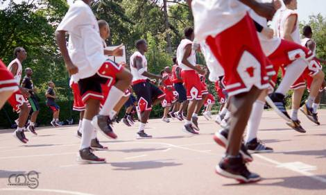 Basketball Camp D Rose