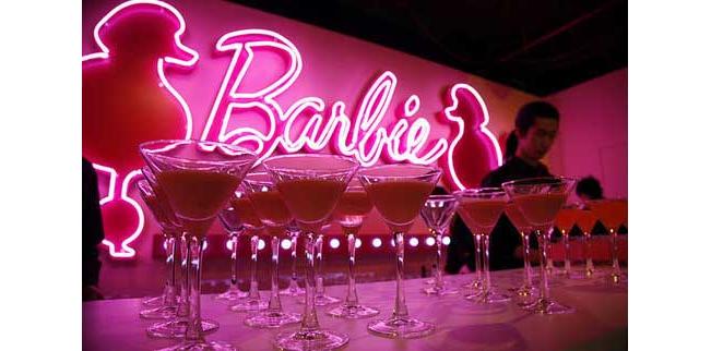 barbie bar