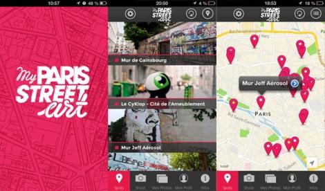 street art app