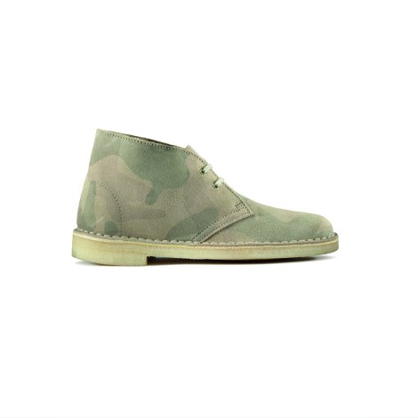 Desert Boot Sand Multi