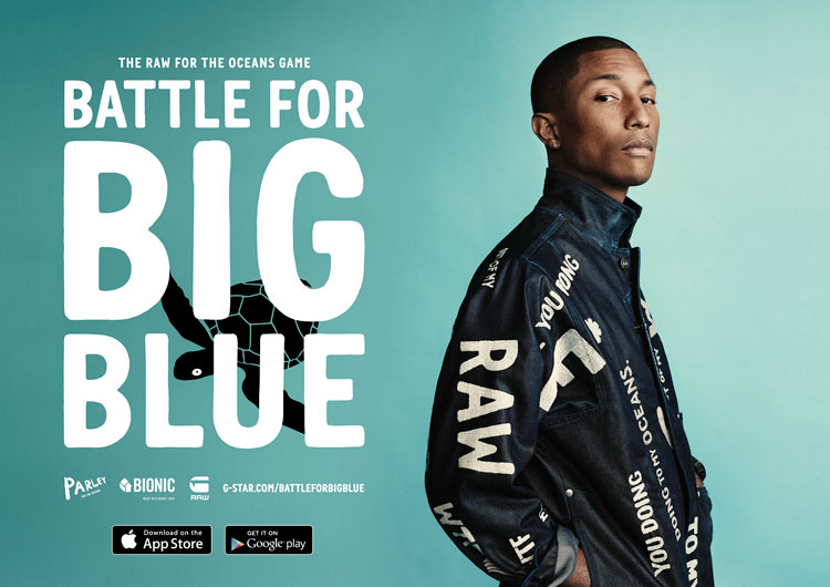 1f6a9519fef G-Star RAW launches Battle For Big Blue Game | lis simone