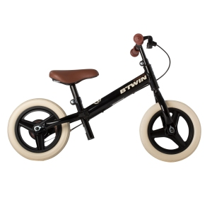 B'TWIN Runride 520 kids bike with Stop Easy technology . €59,95