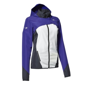 KALENJI running rain jacket for women which has 3 different modes which you can adjust while running. €39,95 size 36-46
