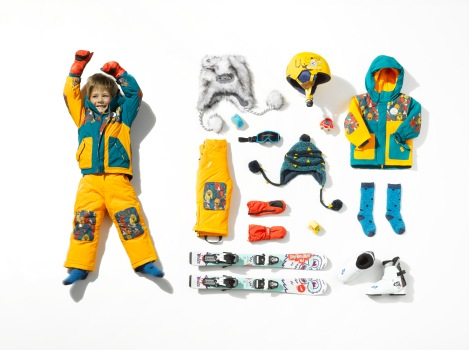 WEDZE Christmas Ski Suit for kids: age 18 months and 2-5 yrs €59,95