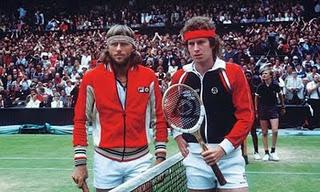 Bjorg and McEnroe '80