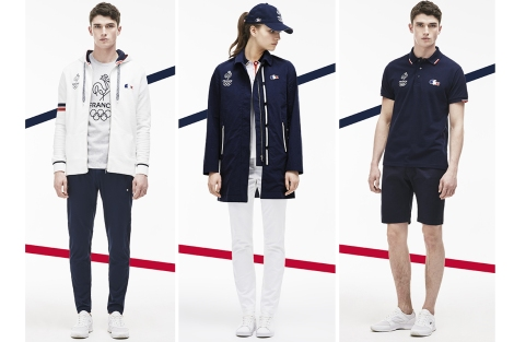 lacoste olympics france
