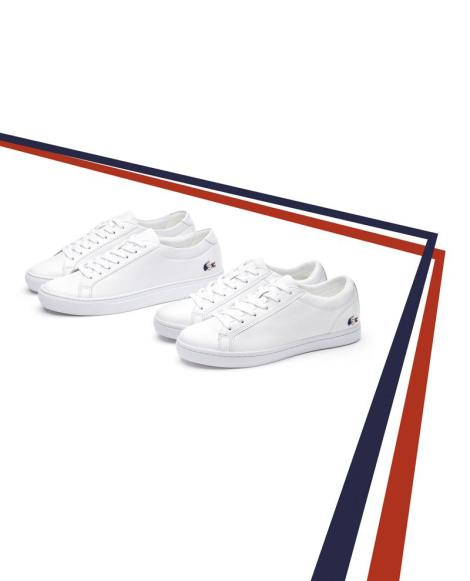 sneakers-lacoste france olympics